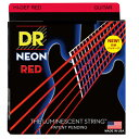 DR/ベース弦 NEON Hi-Def RED NRB-45【メール便OK】
