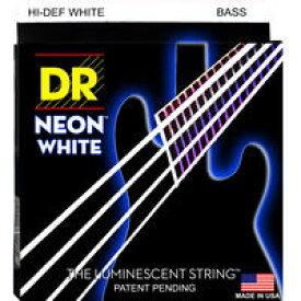 DR/ベース弦 NEON Hi-Def WHITE NWB-45