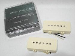 LollarPickups/GuitarPUJazzMasterSETIvory