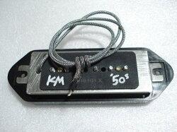 (P)LollarPickups/GuitarPUP-90DogEar50'sWindNeck/BK