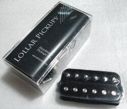 (P)LollarPickups/GuitarPUImperialHB(STD)4-condF-spacedBridge/BK【smtb-ms】