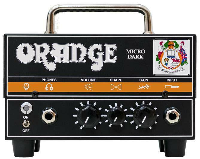 ORANGE/MICRO DARK 超小型20Wギターアンプヘッド【オレンジ】