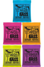 ERNIE BALL/ベース弦 Electric Slinky Bass Round Wound #2835,#2834,#2832,#2833,#2831【アーニーボール】