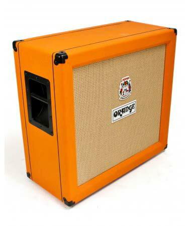 ORANGE/ギターキャビネットPPC412 4×12″【オレンジ】【沖縄・離島発送不可】【正規輸入品】