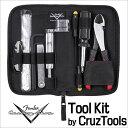 Fender Custom Shop/Tool Kit by CruzTools ツールキット メンテナンス工具セット/ スクリュードライバー、テレスコピ…