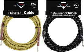 Fender Custom Shop/ケーブル Performance Series Cables 20' INST CABLE【フェンダー】