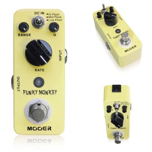 Mooer/Funky Monkey ファンキーモンキー オートワウ【ムーアー】【正規輸入品】