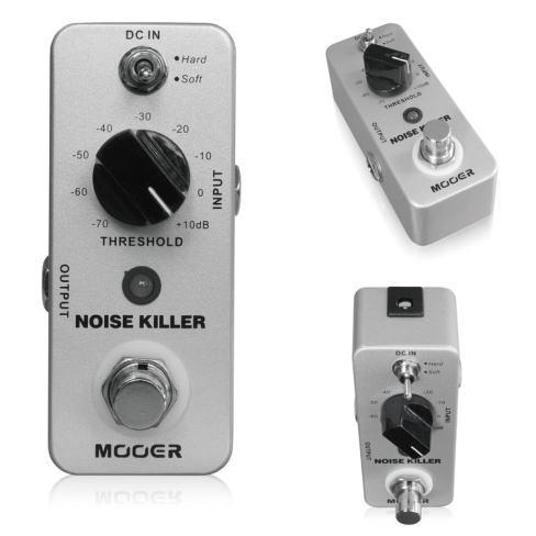 Mooer/Noise Killer ノイズキラー ノイズリダクション【ムーアー】【正規輸入品】