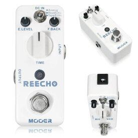 Mooer/Reecho リエコー デジタルディレイ【ムーアー】【正規輸入品】