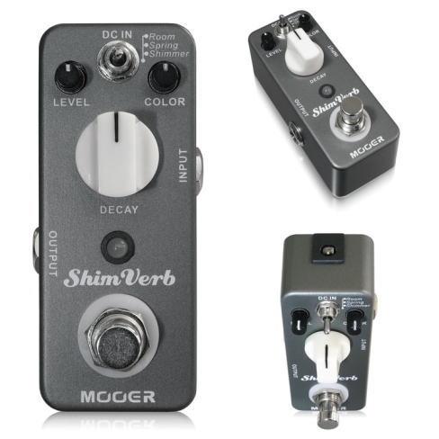 Mooer/ShimVerb シムバーブ リバーブ【ムーアー】【正規輸入品】
