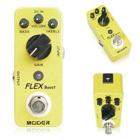 Mooer/Flex Boost フレックスブースト ブースター/オーバードライブ【ムーアー】【正規輸入品】