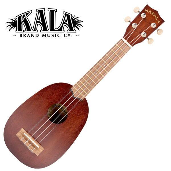 MAKALA by KALA MK-P Soprano Ukulele w/bag ソプラノウクレレ【マカラ・カラ】