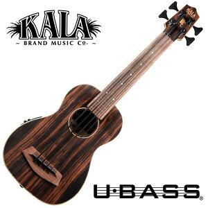 KALA UBASS-EBY-FL (フレットレス) ウクレレベース【カラ】