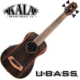 KALA UBASS-EBY-FS ウクレレベース【カラ】