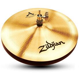 Zildjian/A Zildjian ニュービート ハイハット 12【ペア】【トップ+ボトム】【ジルジャン シンバル】