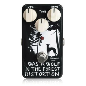Animals Pedal/Animals Pedal I Was A Wolf In The Forest Distortion ディストーション【アニマルズペダル】