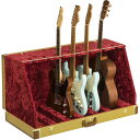 Fender Guitar Case Stands (7 Guitar) Tweed ギタースタンド【フェンダー】
