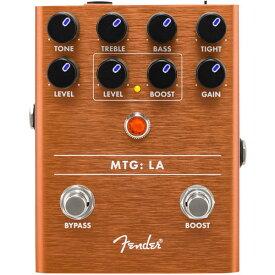 Fender MTG:LA Tube Distortion ディストーション【フェンダーエフェクター】