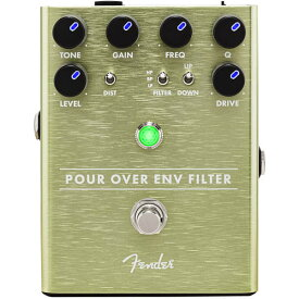 Fender Pour Over Envelope Filter オートワウ【フェンダーエフェクター】