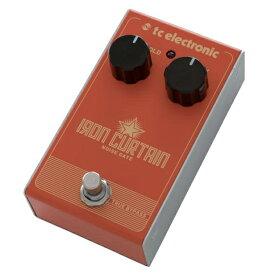 TC Electronic/Iron Curtain Noise Gate ノイズゲート【ティーシーエレクトロニック】【正規輸入品】