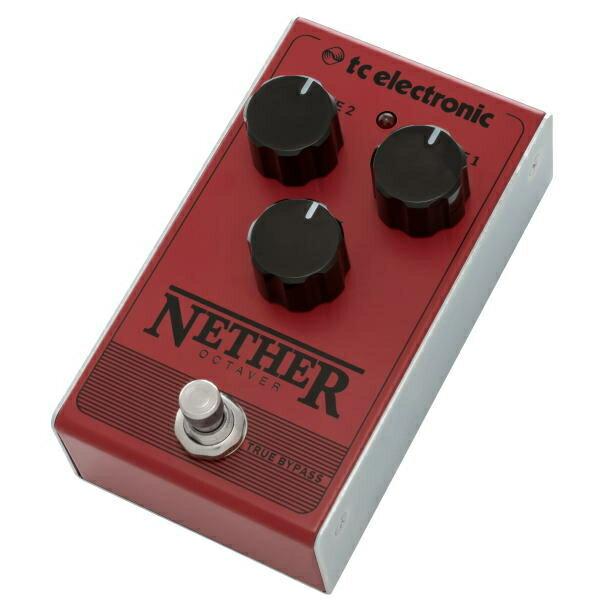 TC Electronic/Nether Octaver ポリフォニックオクターバー【ティーシーエレクトロニック】【正規輸入品】