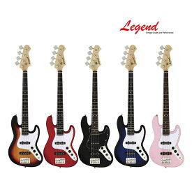 Legend by ARIA/ミニエレキベース・ギター LJB-MINI ミニギター トラベルギター ミニベース トラベルベース【アリア レジェンド】【アウトドア】
