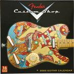 Fender2020CustomShopCalenderフェンダーカスタムショップカレンダー【フェンダー】