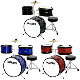 MAXTONE MX-60 ドラムセット・パーカッション キッズドラム【マックストーン】