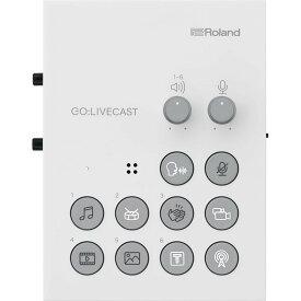 ROLAND GO:LIVECAST Live Streaming Studio for Smartphones スマートフォン配信用ミキサー【ローランド】