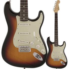 Fender Made in Japan Traditional 60s Stratocaster, Rosewood Fingerboard, 3-Color Sunburst【フェンダージャパンストラトキャスター】