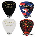 Fender/ピック 351 Shape Classic Picks Medium 10枚【フェンダー】