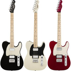 Squier by Fender Contemporary Telecaster HH【スクワイア フェンダーテレキャスター】