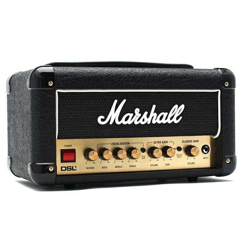 Marshall/オールチューブヘッドアンプ DSL1H【マーシャル】