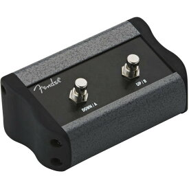 Fender 2-Button Programmable Footswitch Mustang Series Amps【フェンダーフットスイッチ】