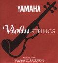 YAMAHA/バイオリン弦(セット)【ヤマハ】【thank youクーポン配布!5/21〜5/25/1:59】