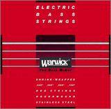 Warwick/ベース弦 Red Strings (Nickel)(4弦用)【メール便OK】【ワーウィック】