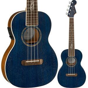Fender Dhani Harrison Uke Sapphire Blue ダーニ・ハリスン 【フェンダー】