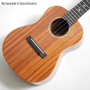 ROMERO CREATIONS Romero Concert Mahogany コンサートウクレレ【ロメロ・クリエイションズ】