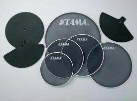"""TAMA[タマ] メッシュヘッド MH18B /18""""バスドラム用消音パッド"""