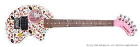 FERNANDES フェルナンデス ギター ZO-3 HK 19  Hello Kittyバージョン