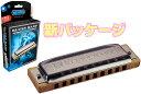 ブルースハープMS ホーナー 10穴 ハーモニカ 532/20MS-X テンホールズ ハーモニカ 木製 HOHNER Blues Harp Harmonica ...