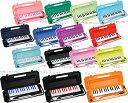 安い 鍵盤ハーモニカ カラー豊富 32鍵 P3001-32K Melody Piano 立奏用唄口(吹き口) 卓奏用パイプ(ホース) 本体 ケース…