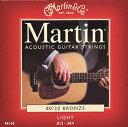 [ メール便 対応可 ] おすすめ アコギ弦 マーチン M140 赤箱 ライト ゲージ スタンダード アコースティックギター弦…