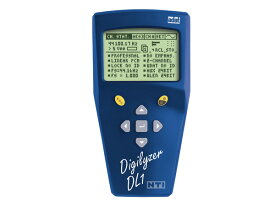 NTi Audio ( エヌティーアイ ) Digilyzer DL1 ◆ パワフルでありながら使い易さを実現したデジタル・オーディオアナライザ