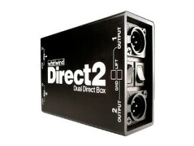 Whirlwind DIRECT2 ◆ ダイレクトボックス