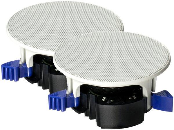 YAMAHA ( ヤマハ ) NS-IC400 (ペア) ◆ 天井埋込型 スピーカー シーリング(天井)型 ホワイト/白【NSIC400】 [ NS-IC series ][ 送料無料 ]