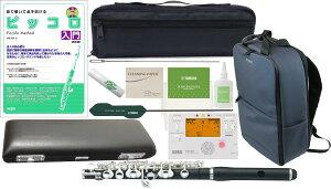 Pearl Flute ( パールフルート ) PFP-105ES ピッコロ 合成樹脂 グラナディッテ製 スタンダードタイプ歌口 管楽器 頭部管 管体 樹脂製 Eメカニズム PFP105ES セット H