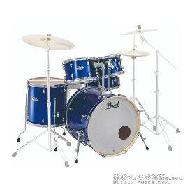 Pearl ( パール ) EXPORT EXX725SP/C #717 ハイボルテージブルー【 ドラムセット スタンダードサイズ シェルパック 】 ドラムセット 初心者 ビギナー シェルパック 軽音楽