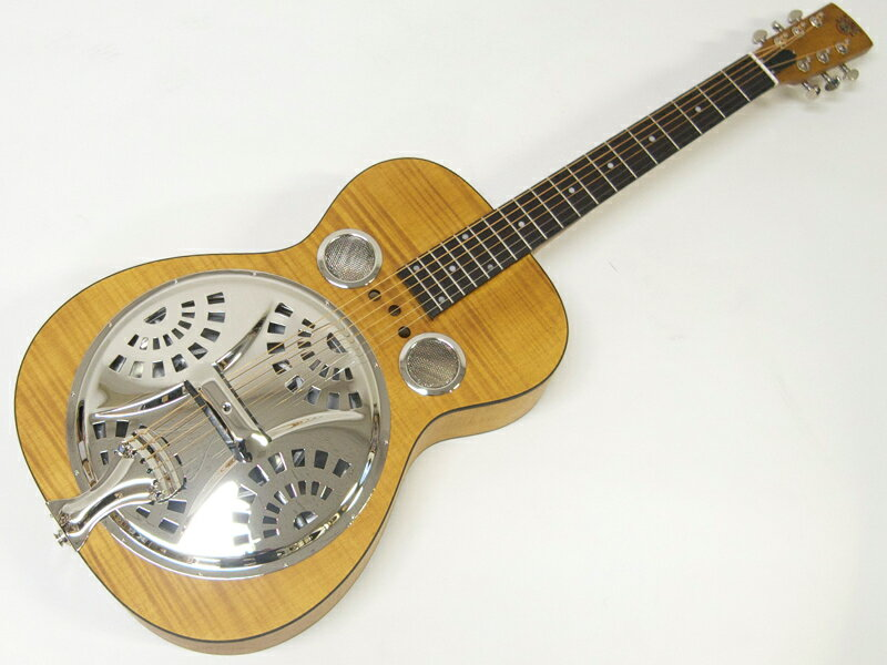 Epiphone ( エピフォン ) Dobro Hound Dog Deluxe Round Neck【ウィンターセール! 】 【 by ギブソン ラウンドネック ドブロ リゾネーター 】