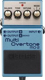 BOSS ( ボス ) MO-2 Multi Overtone ( マルチオーバートーン ) 【新次元のエフェクト 】